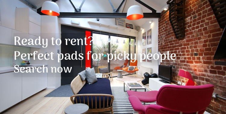 Ready to rent? Perfect pads for picky people. Search our properties